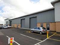 Venture Court, Spalding Industrial Estate